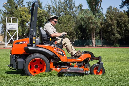 Kubota Zero Turn Mower Zd1200 Series Price Specs Features