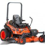 Kubota Zero Turn Mower ZD1200 Series Price Specs Features