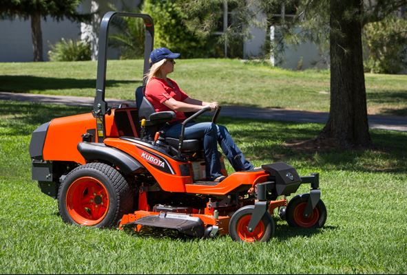 Kubota Tractor Batteries : Kubota zd series zero turn mowers price specs facts