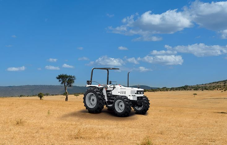 Lamborghini Cross 55 S Open Field Tractor