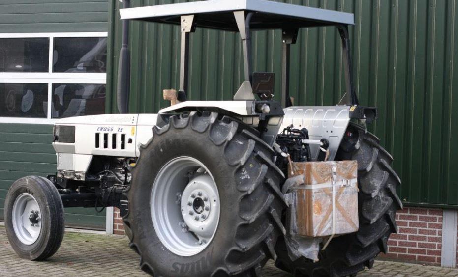 Lamborghini Cross 75 Open Field Tractor
