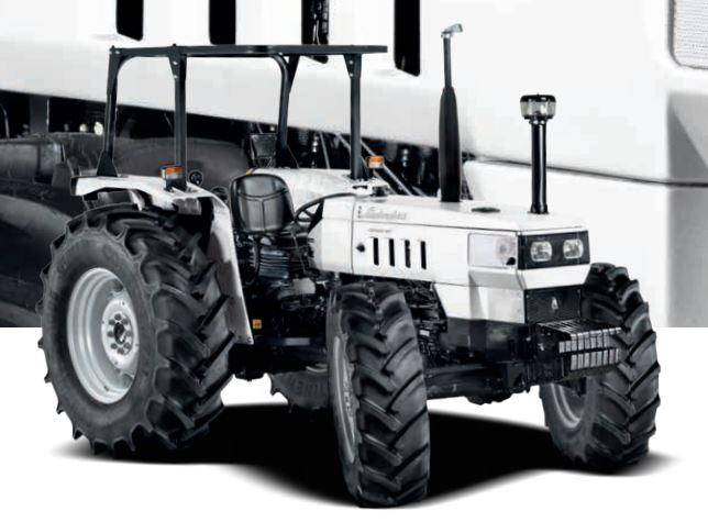 Lamborghini Cross 80 Open Field Tractor