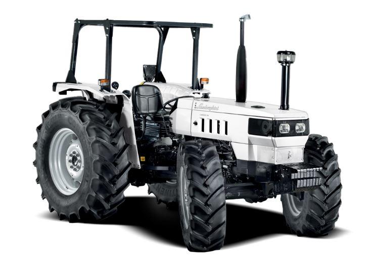 Lamborghini Cross 90 Open Field Tractor