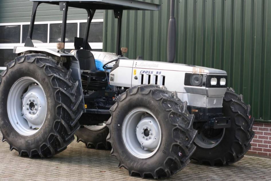Lamborghini Cross 95 Open Field Tractor