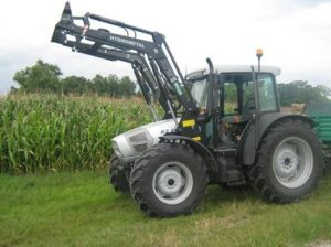 Lamborghini R3.85 Open Field Tractor