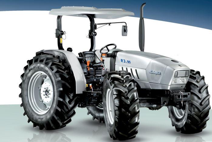 Lamborghini R3.95 Open Field Tractor