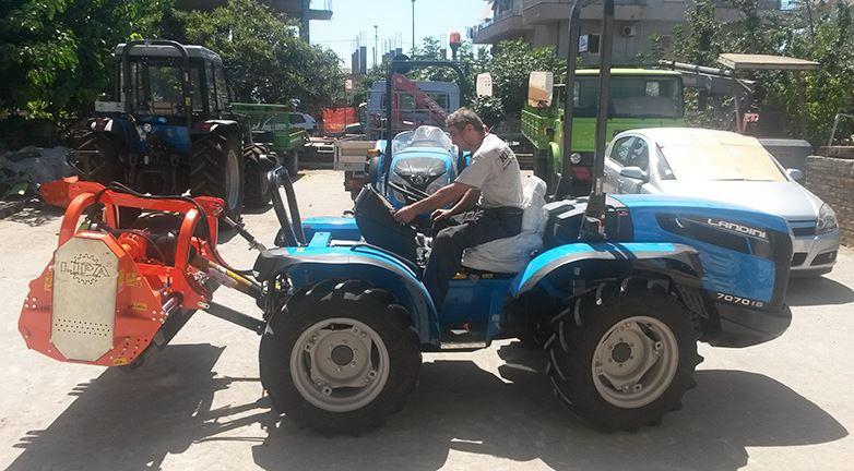 Landini 7070 IS-AR Tractor