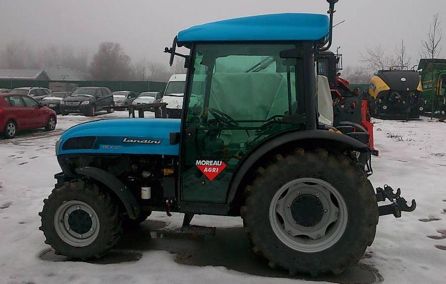 Landini Rex 90 S Small Tractor