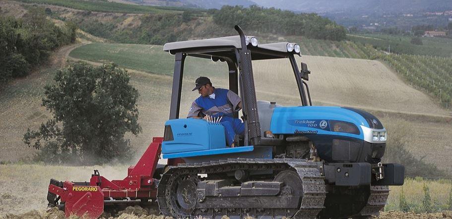 Landini Trekker 100 Tractor