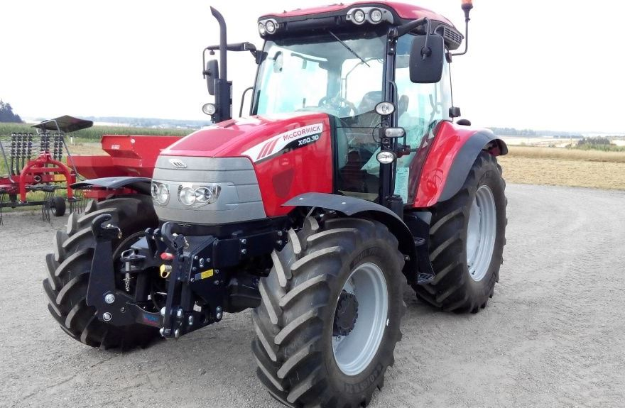 McCormick X60.30 Tractor