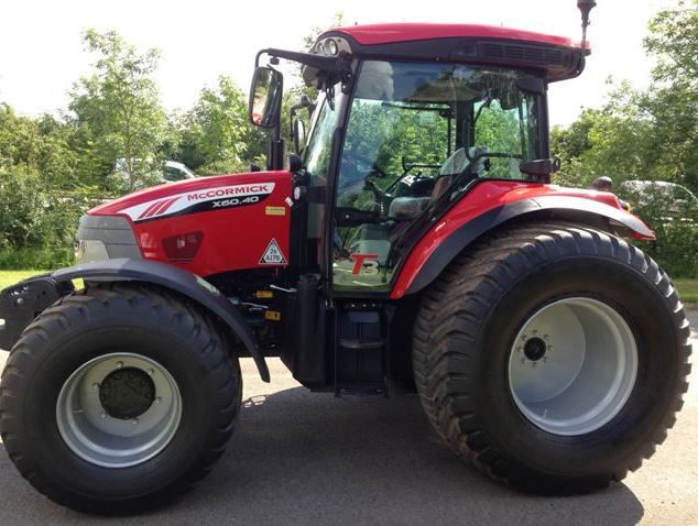 McCormick X60.40 Tractor