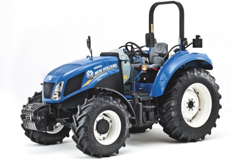 New Holland Powerstar T4.55 Tractor