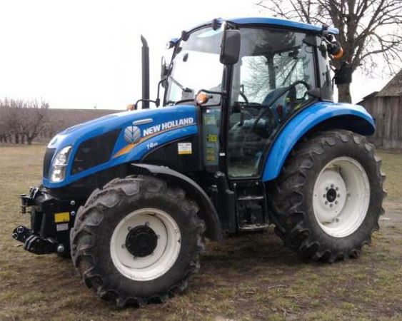 New Holland Tractor Roofs : New holland powerstar tractors price specs features images