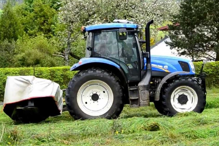 New Holland T6.120 Tractor