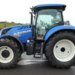New Holland T6 Tire 4B Series Tractors Price Specs Features