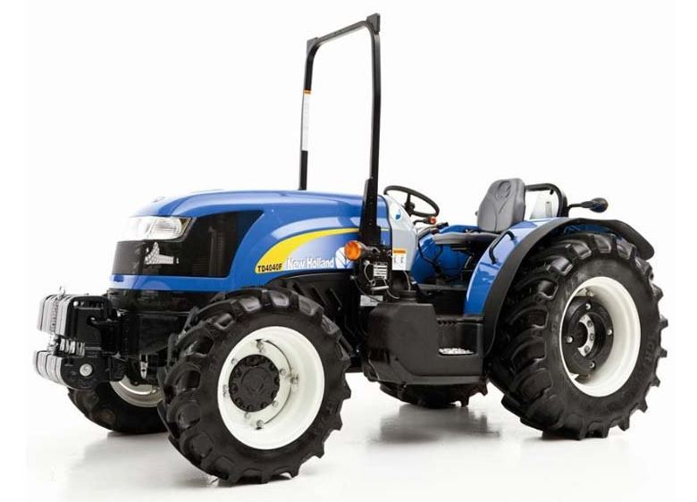 New Holland TD4040F Narrow Specialty Tractor