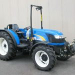 New Holland TD4040F Narrow Specialty Tractor Price Specs Features