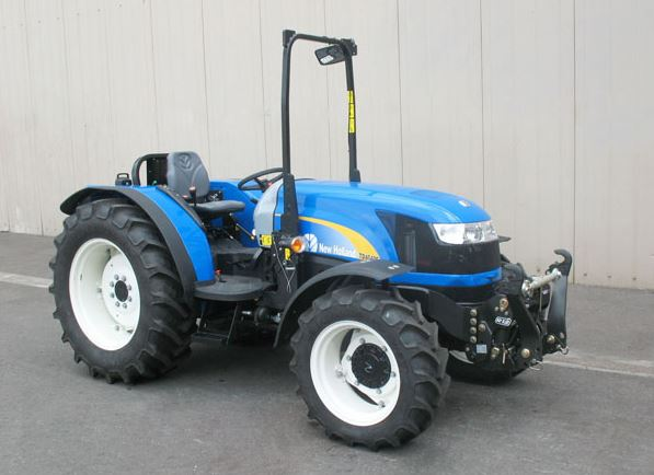 New Holland TD4040F Tractor Key Facts