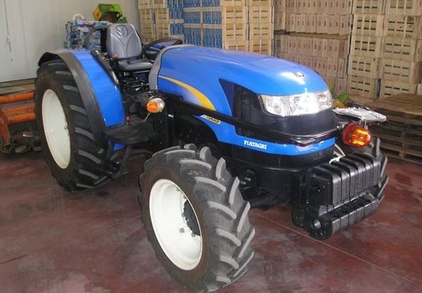 New Holland TD4040F Tractor Specifications