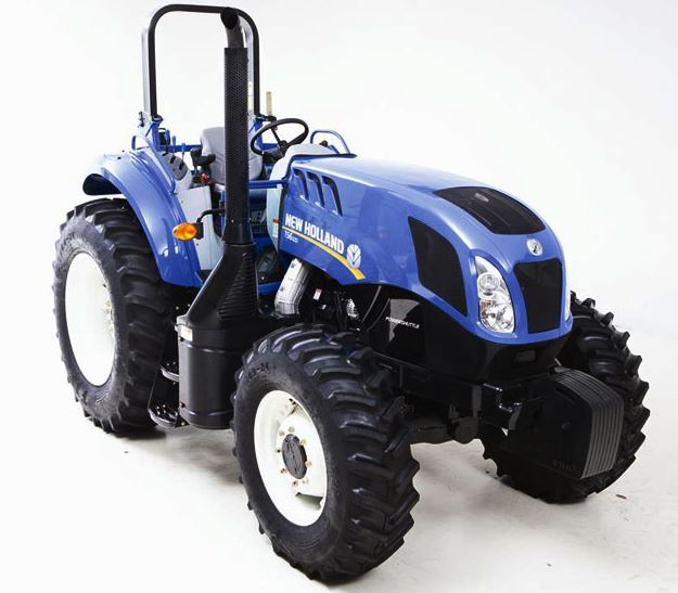 New Holland TS6.120 Tractor
