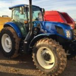 New Holland TS6 Series Standard Tractors Information
