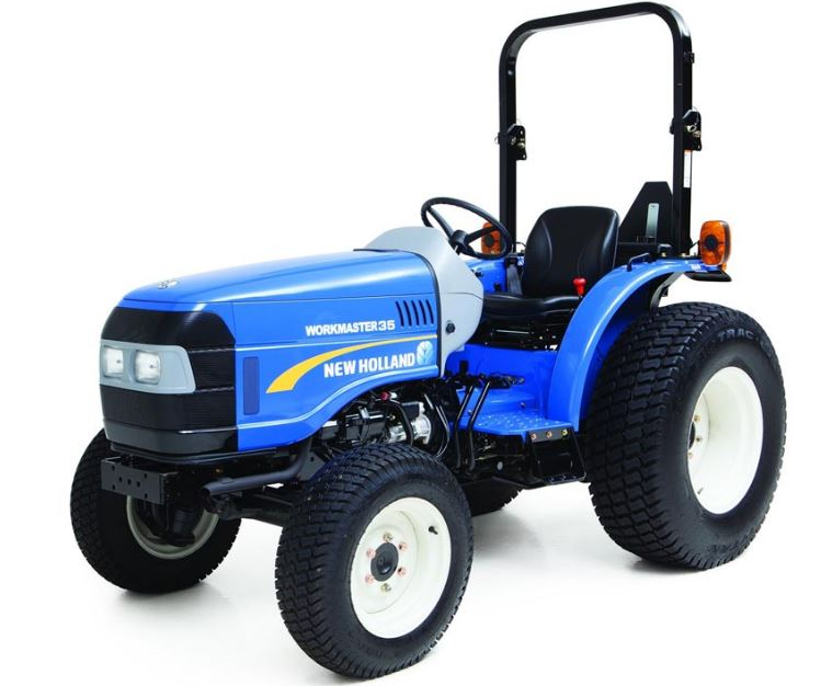 New Holland Workmaster 35 Compact Tractor