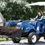 New Holland Workmaster Compact Series Tier 4B Tractors Info.