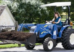 New Holland Workmaster 40 Compact Tractor
