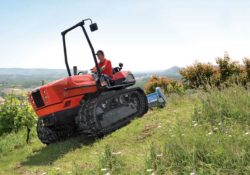 SAME Krypton 100N Crawler Tractor