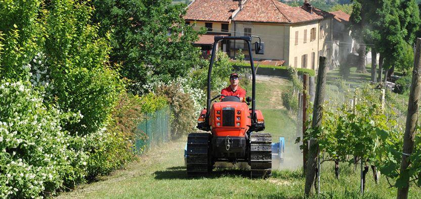 SAME Krypton 90C Crawler Tractor
