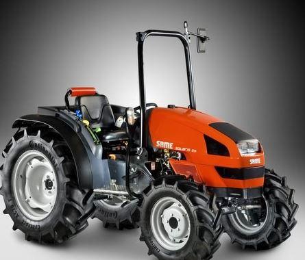 Same Solaris 35 Mini Tractor