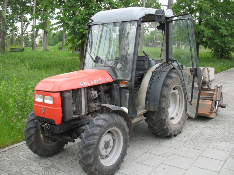 Same Solaris 45 Mini Tractor
