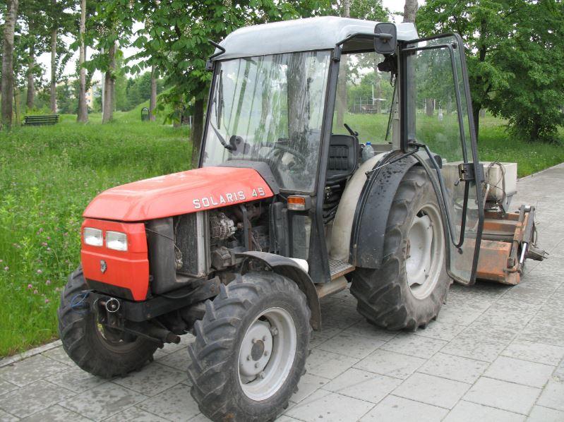 Same Solaris 45 Mini Tractor