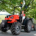Same Solaris Mini Tractors Specifications Price features Images