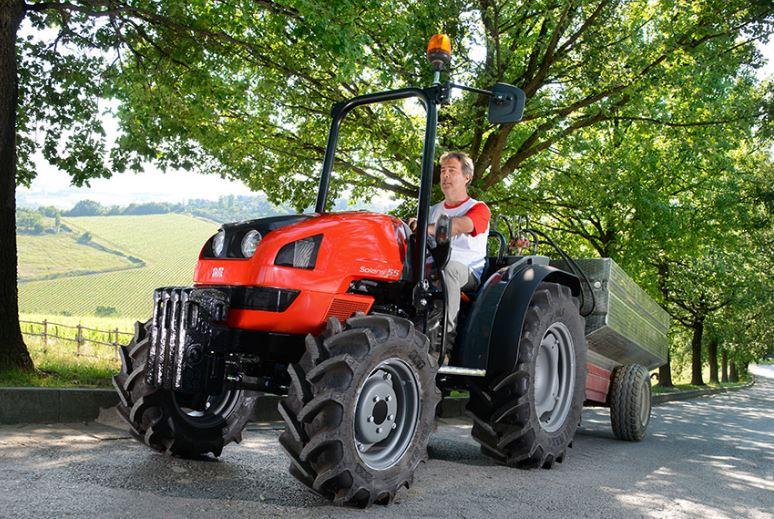 Same Solaris 55 Mini Tractor