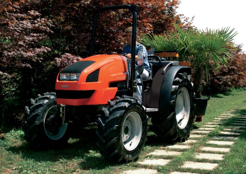 Same Solaris Mini Tractors Overview