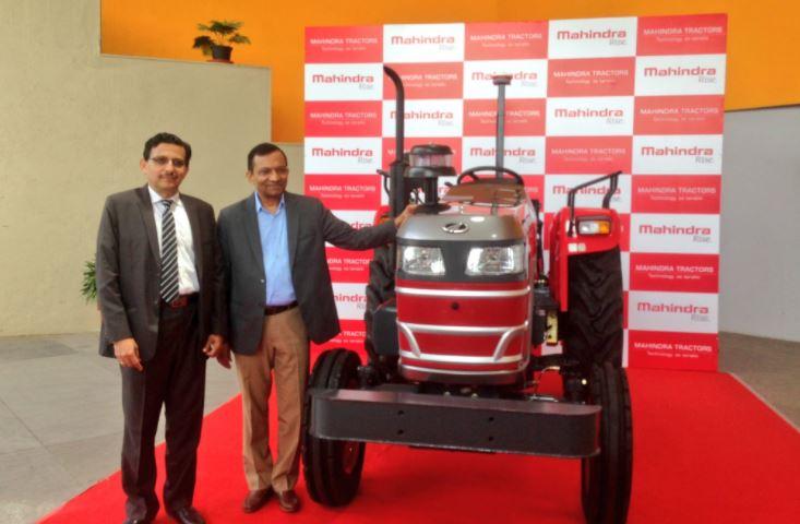 Mahindra Driverless Tractor Highlights