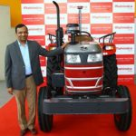 Mahindra Displayed First-Ever Driverless Tractor in India