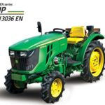 John Deere 3036EN Mini Tractor Price In India Specs Features