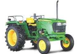 John Deere 5042D Tractor (42 engine HP at 2100 rated ERPM) Information