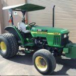 JohnDeere5210 Tractor Price Specs Features Video & Images
