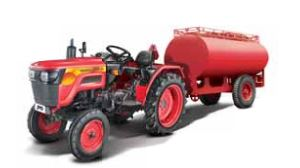 Mahindra JIVO 225DI 2WD Mini Tractor Fuel Tank Capacity