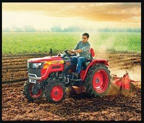 Mahindra JIVO 225DI 2WD Mini Tractor Style And Comfort