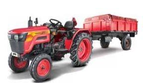 Mahindra JIVO 225DI 2WD Mini Tractor Trolley