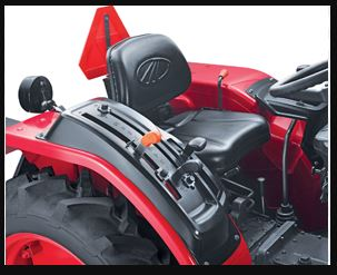 Mahindra JIVO 225DI 2WD Mini Tractor design