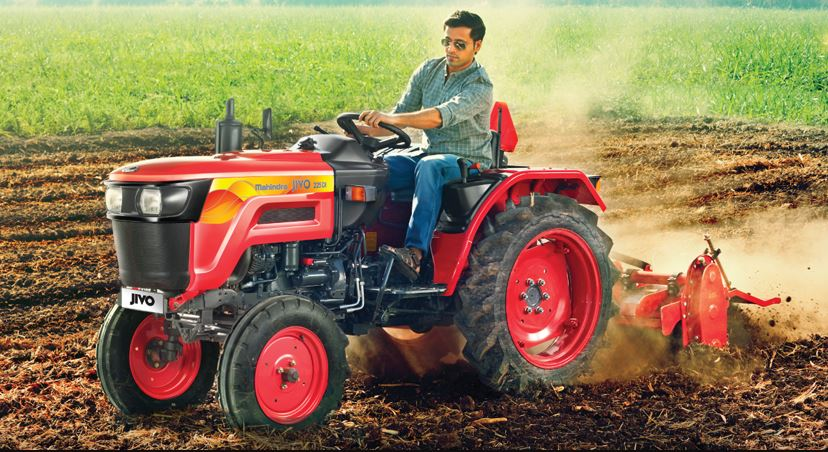 Mahindra Jivo 225di Mini Tractor Price In India All