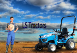 ls tractor Price List