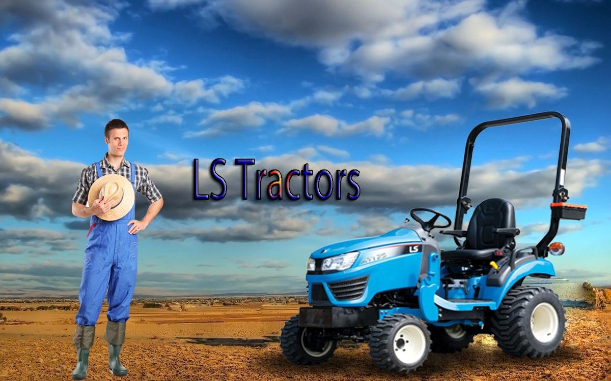 ls tractor Price List