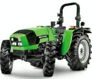 DEUTZ-FAHR Agrolux 4.80 Tractor Specifications & Price