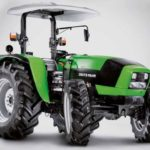 DEUTZ-FAHR Agrolux 60 2WD and 4WD Tractor Price Specs